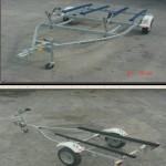 Jet Ski - Single Axle-t