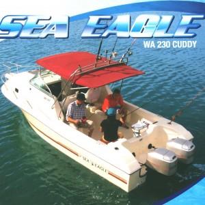 SE230WA Boat Cut
