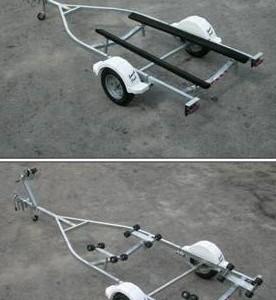 Speed Boat – Single Axle-t