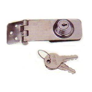 Safety Locking Hasp SST