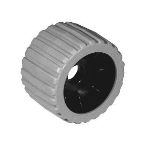 3in Rib Wobbler Roller Poly