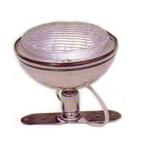 Adj. spreader light swivel