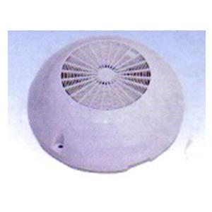 Cover Ventilator Assy Round Plastic