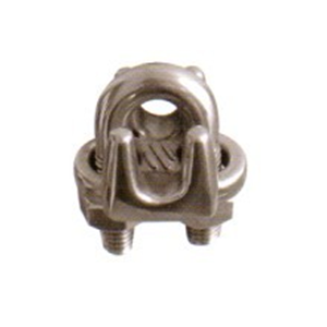 Heavy Wire Rope Clip SST