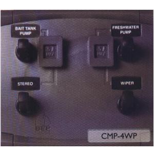 Switch panel BEP splash proof
