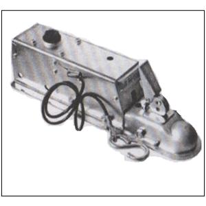 Trailer Coupler Brake System